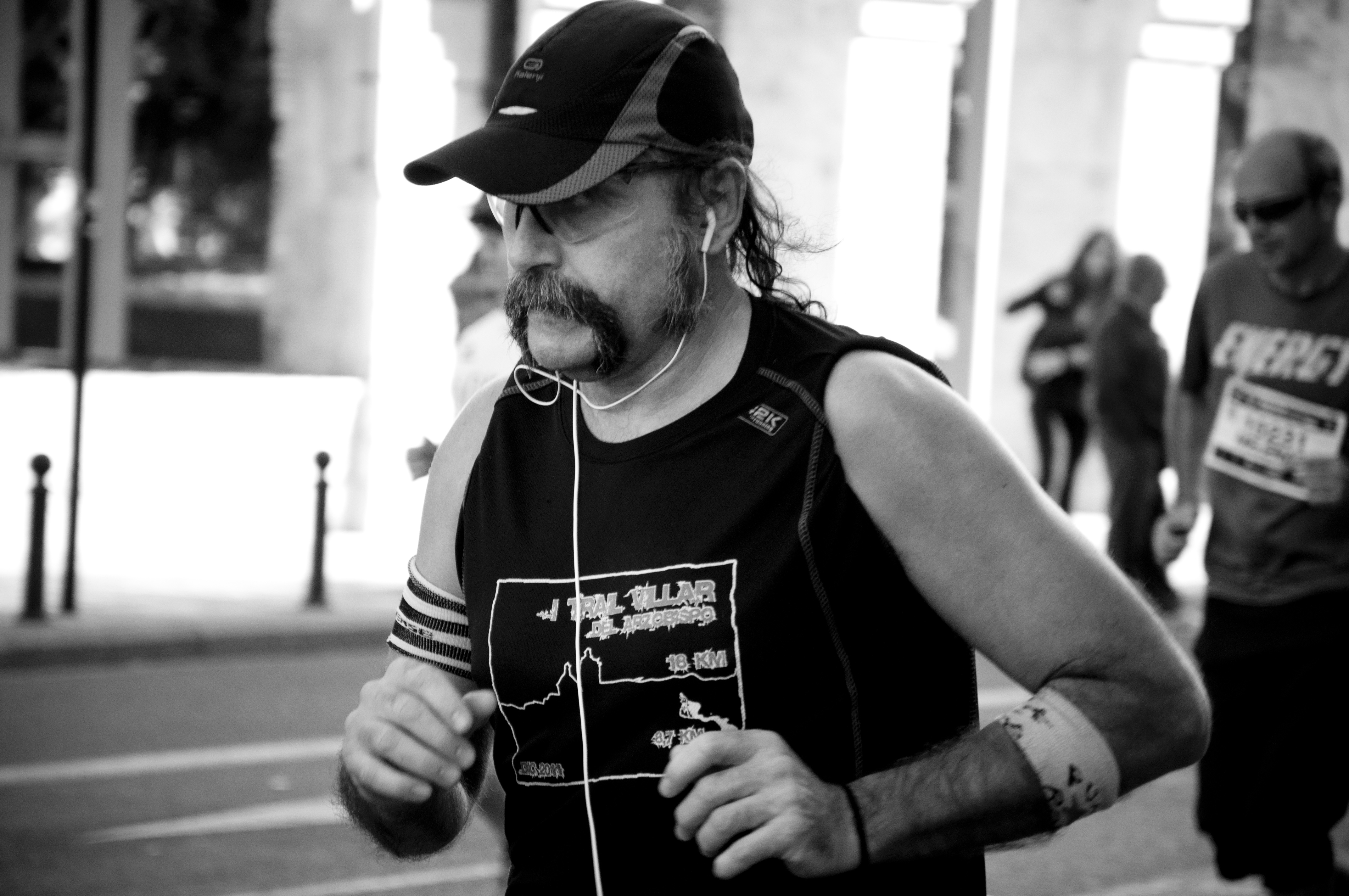 Marathon project | Valencia, Spain, 2016