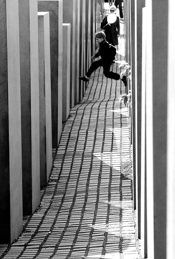 Boy Jump   Berlin, 2007