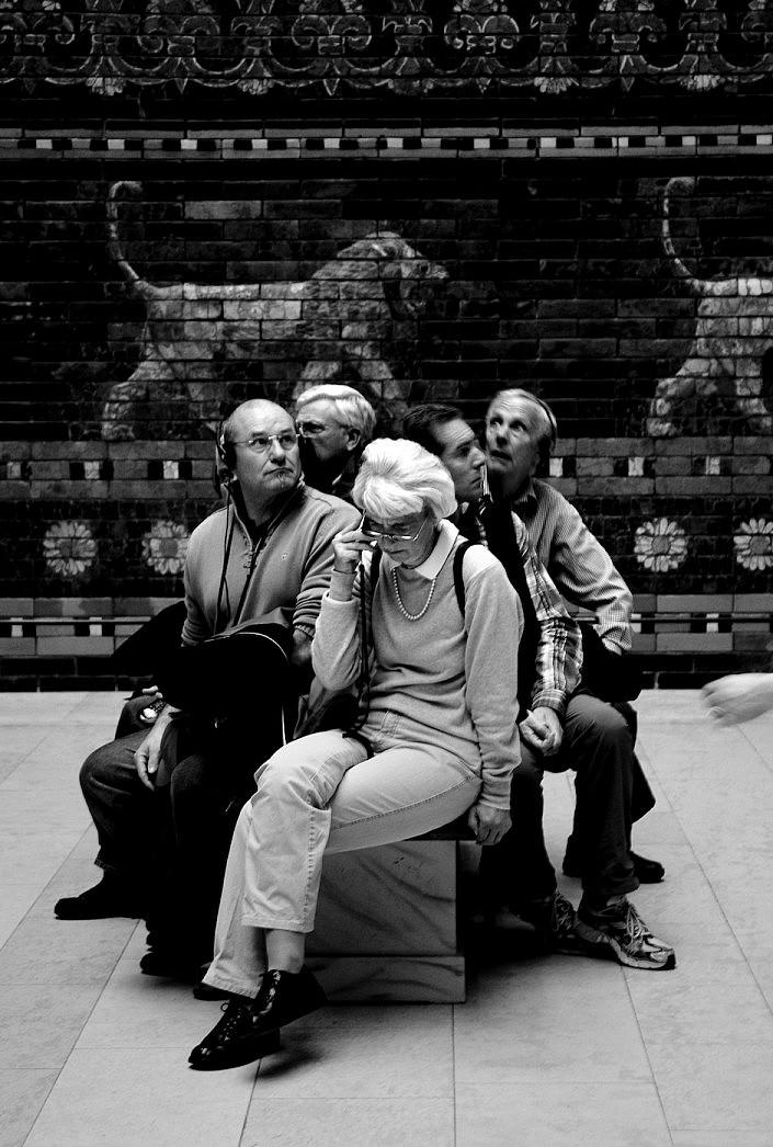 Art watching | Berlin - Pergamo Museum, 2007