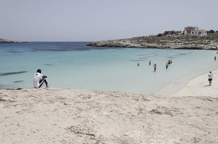 Lampedusa | 2016 | © Linda Vukaj