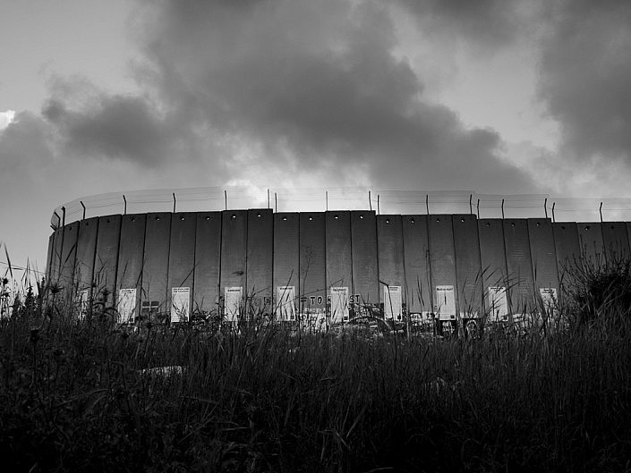 IMMAGINI DI CONFINE – Gerusalemme