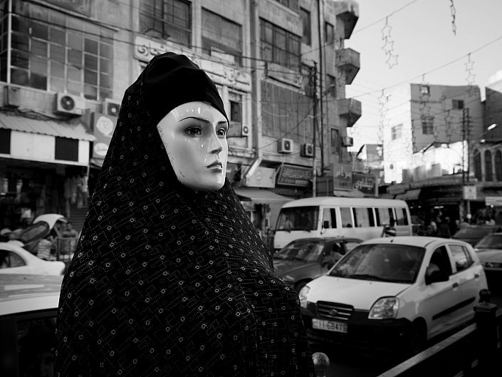 Made by Iraqi Girls.  La bellezza salverà il mondo.