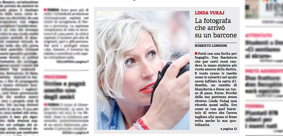 Linda Vukaj Dalla fuga in barcone ai viaggi da fotografa senza confini